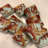 Cranberry & Fig Swirl Soap