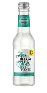 TwelveBelow Apple and Garden Mint Tonic  12 x 500ml