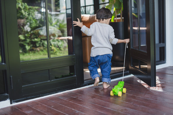 Plan Toys ALLIGATOR DANSANT