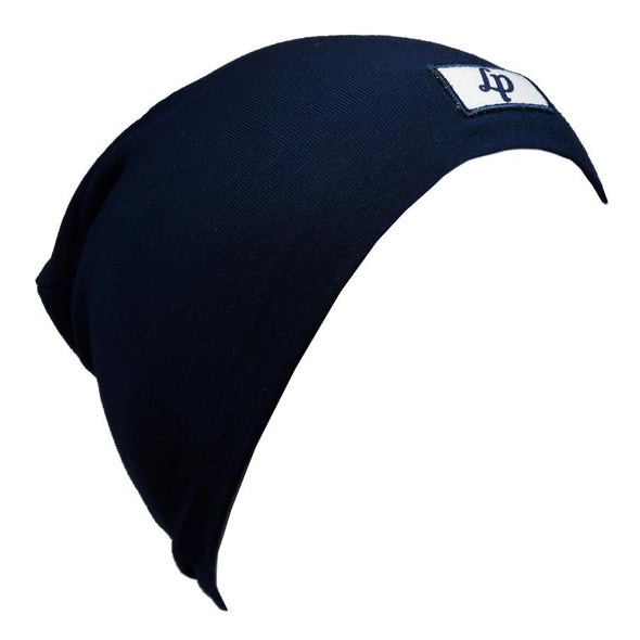L&P Tuque Boston en coton (V20 Marine)