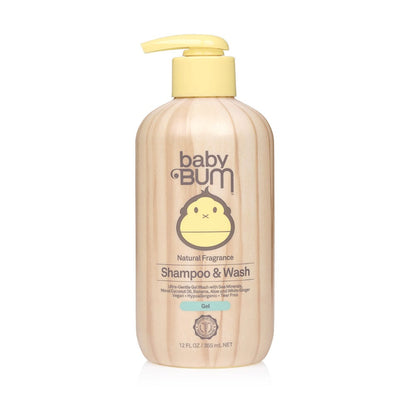 Baby Bum Shampoing et Corps