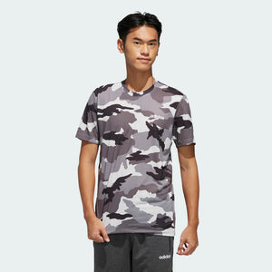 FAST AND CONFIDENT AOP TEE