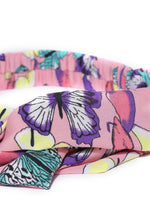 Load image into Gallery viewer, Blueberry multi color printed hair band