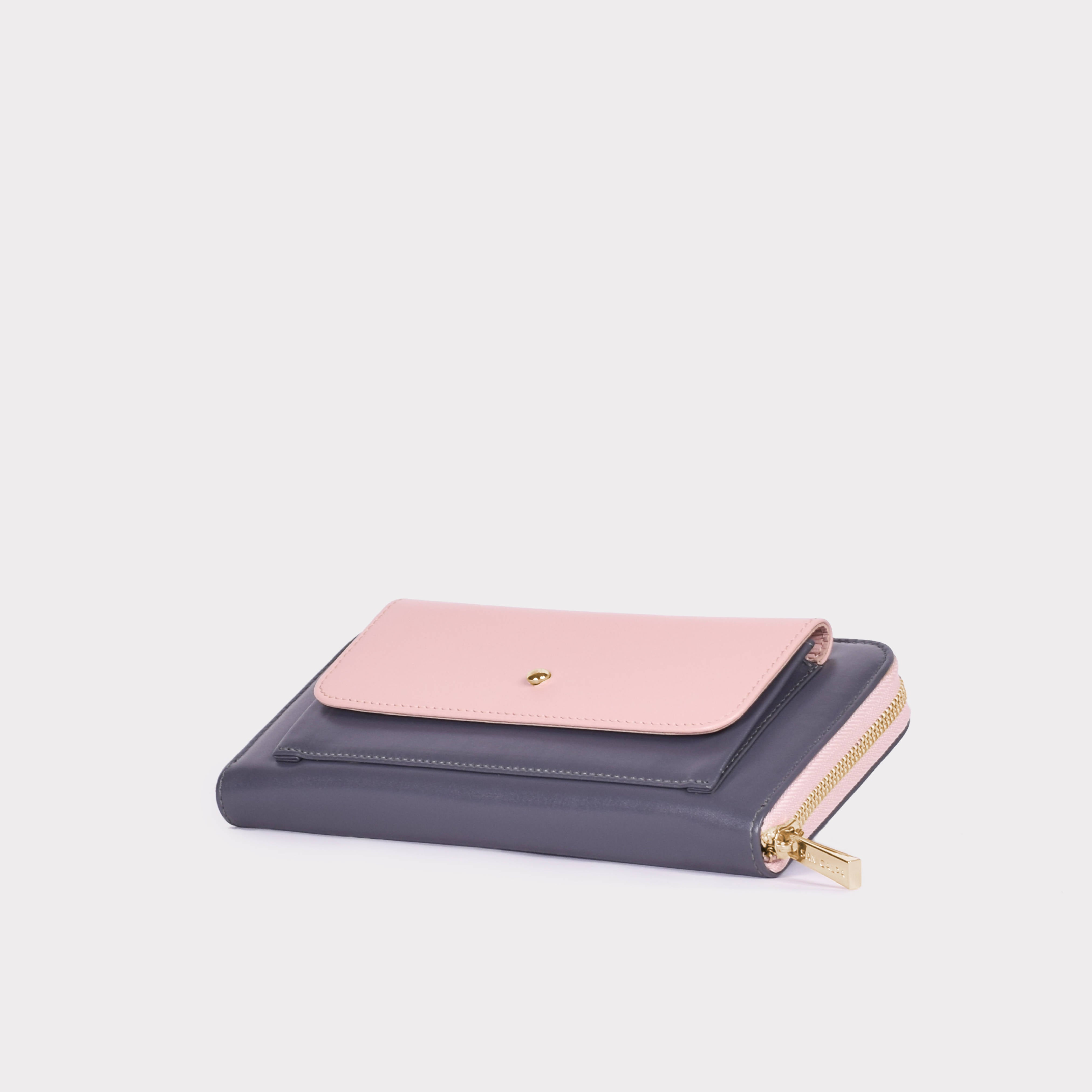 Women's Spanish Pink Wallet