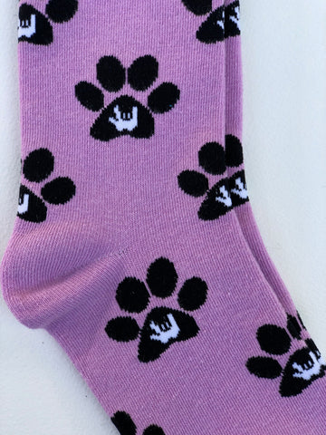 ASL Socks - I love dogs-SALE!