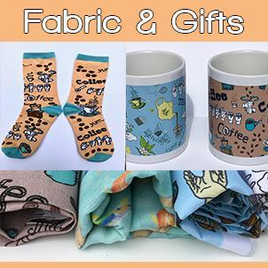 ASL fabric & gifts