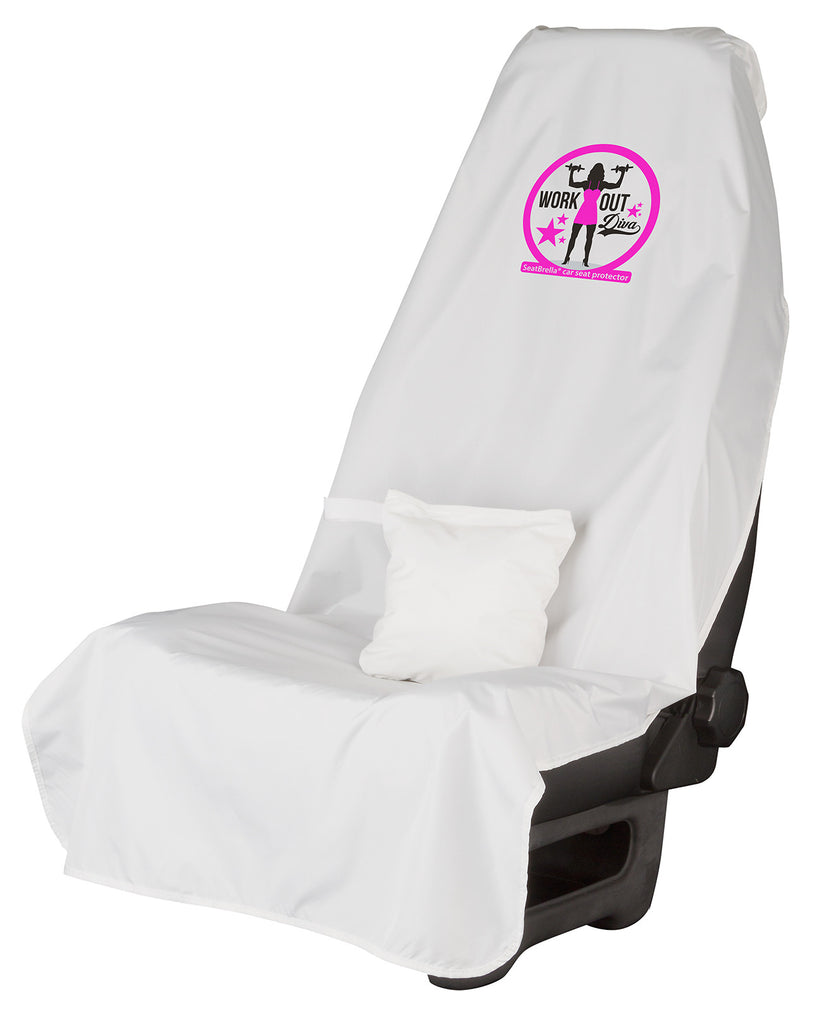 Workout Diva... SeatBrella® car seat protector
