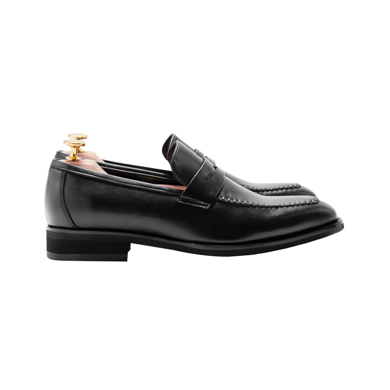 Gullar men's elegant penny love-vegetarian leather shoes