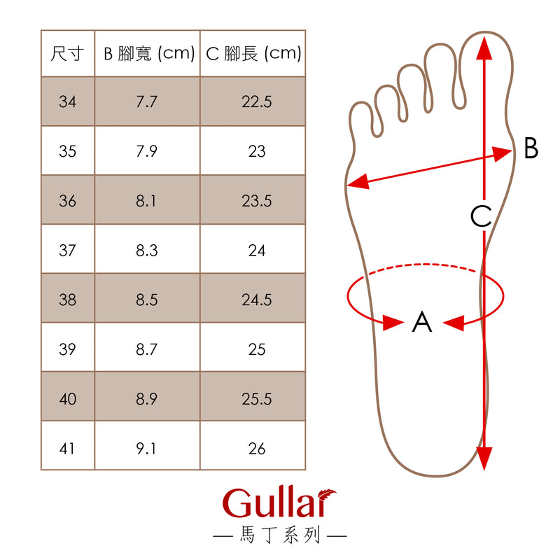 Gullar women's activated carbon insole