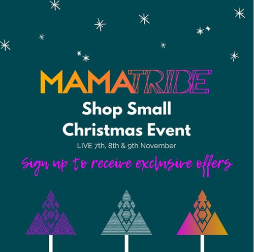 LIVE from Mama Tribe's Shop Small Christmas Event
