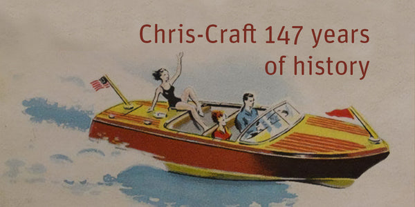 Chris-craft - 147 Years of Boat Building History