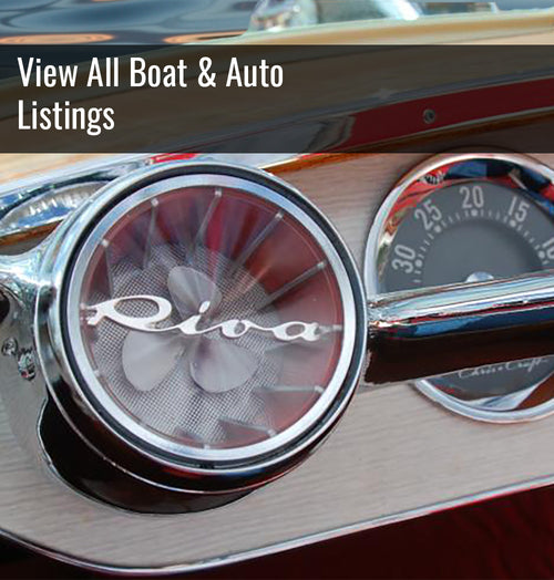 View All Boat & Autos for sale for sale