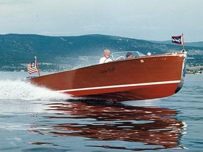 1941 CHRIS-CRAFT 22' DELUXE UTILITY