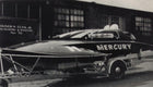 1948 Ventnor Hydroplane - Mercury: Delivery to Oliver Elam
