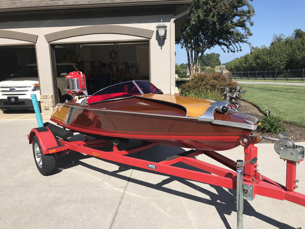 1957 Aristocraft Typhoon for Sale