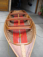 Classic Wooden Boat for Sale -  1946 PETERBOROUGH 15' FALCON