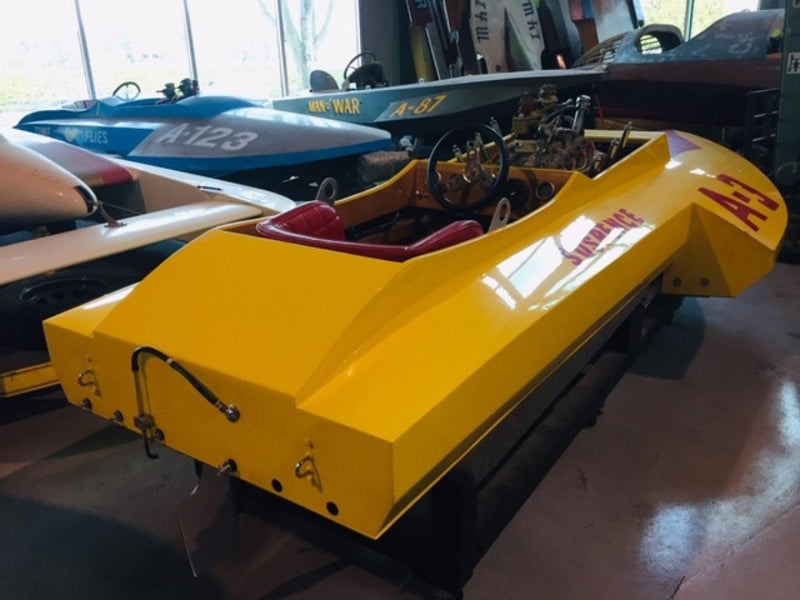Classic Wooden Boat for Sale -  1946 TOMMY HILL HYDROPLANE - REPLICA