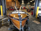 Classic Wooden Boat for Sale -  1952 CENTURY RESORTER 16' - Modified