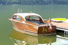 Classic Wooden Boat for Sale -  1954 CHRIS CRAFT 22' CUSTOM SEDAN