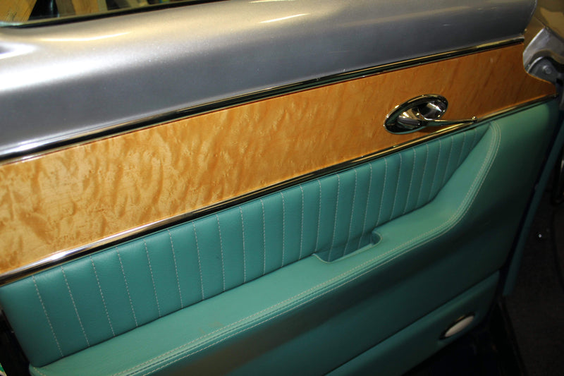 Classic Wooden Boat for Sale -  1956 M-100 (F-100) Hotrod pickup