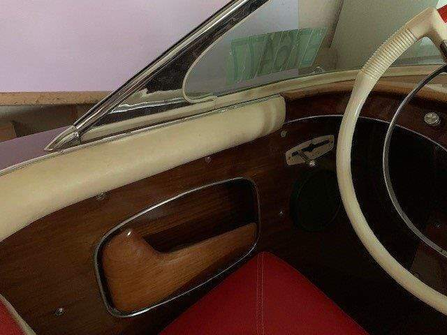 Classic Wooden Boat for Sale -  1959 RIVA 19' SUPER FLORIDA - HULL 402