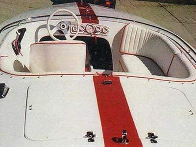 Classic Wooden Boat for Sale -  1965 DONZI SWEET 16
