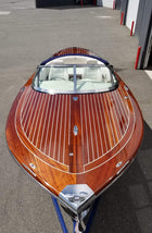 Classic Wooden Boat for Sale -  2004 KRAL 23' CLASSIC 700