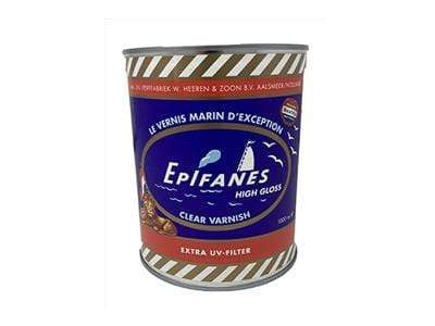 Classic Wooden Boat Parts for Sale - Epifanes - High Gloss Clear Varnish