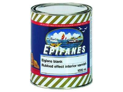 Classic Wooden Boat Parts for Sale - Epifanes - Rubbed Effect Varnish