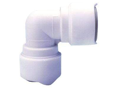 Classic Wooden Boat Parts for Sale - Plastic Pipe Equal Elbow, 15mm