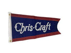 Classic Wooden Boat Parts for Sale - Pre-War Chris Craft Nylon Burgee (Large)