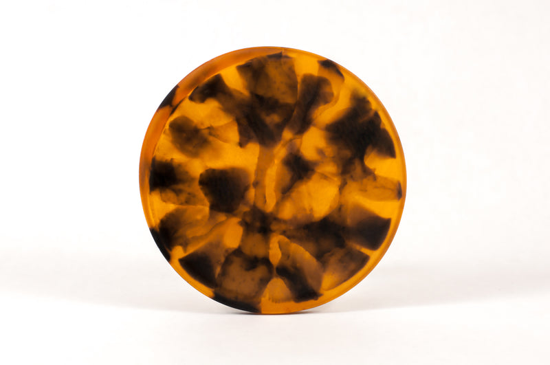 Signature Coaster Set in Tortoise Shell