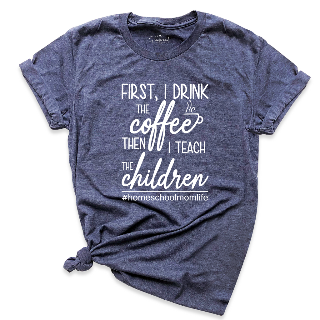 Homeschool Mom Life Shirt