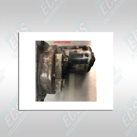 1967-1969 Chrysler 2 Speed Wiper Motor Dry Transfer (Multiple Dates Offered!)