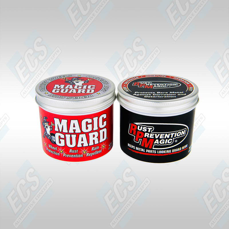 Magic Guard / Rust Prevention Magic (4 oz.) Bundle