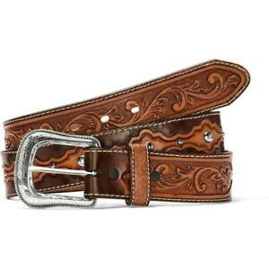 MEN'S TONY LAMA 1 1/2 EL CAPITAN BELT-C42684