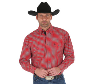 George Strait Long Sleeve Shirt-MGSR533