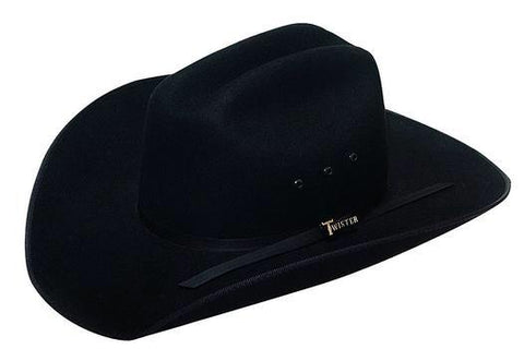 Youth Twister Felt Hat/Black-T7213401