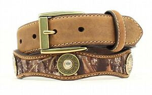 YOUTH NOCONA CAMO/SHOTGUN SHELL BELT-N44182222