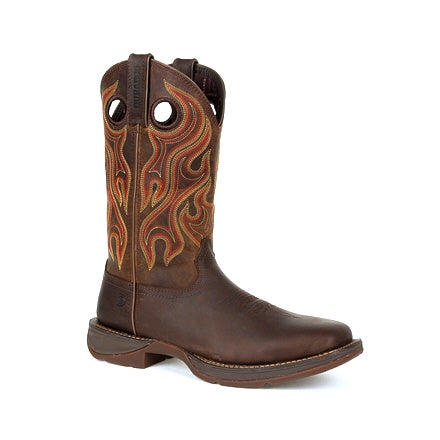 MEN'S DURANGO REBEL WESTERN/DARK CHESTNUT-DDB0317