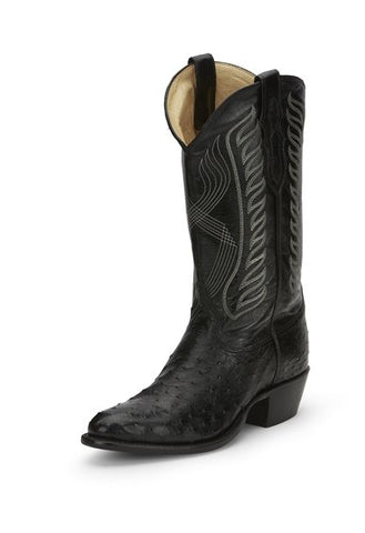MEN'S TONY LAMA MCCANDLES BLACK-8255
