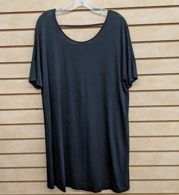 LADIES PANHANDLE SLIM DRESS/BLACK-J0-8136