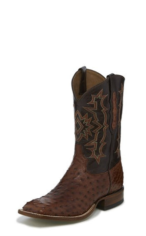 MEN'S TONY LAMA KRONER BROWN-CL820