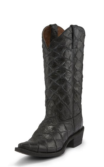 LADIES NOCONA BESSIE BLACK-NL7060