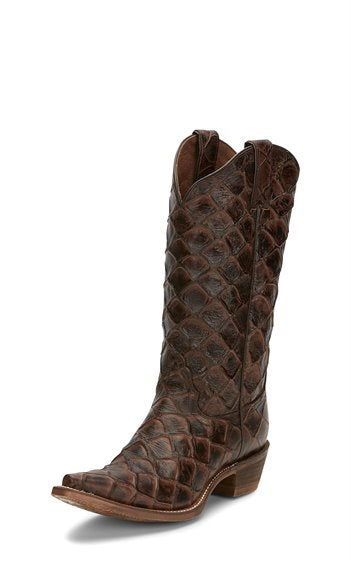 LADIES NOCONA BESSIE CHOCOLATE-NL7063