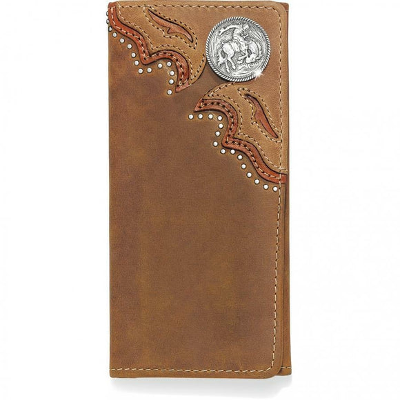 SILVER CREEK TEARIN' LOOSE CHECKBOOK WALLET-E80269