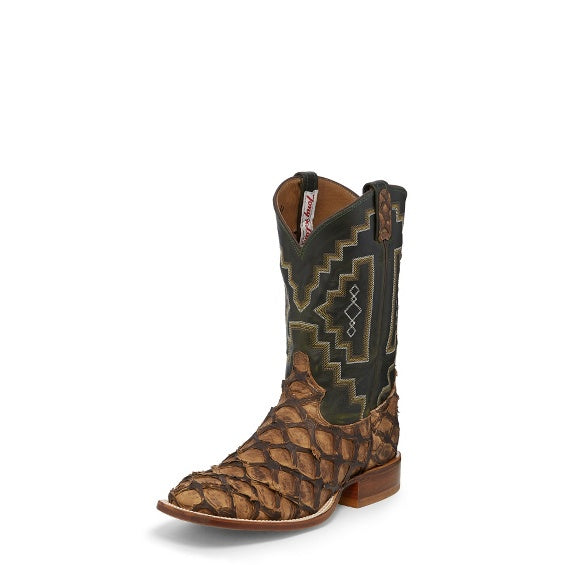 MEN'S TONY LAMA LEVIATHAN CHOCOLATE-6082