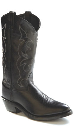 MEN'S OLD WEST ROUND TOE--TBM3010