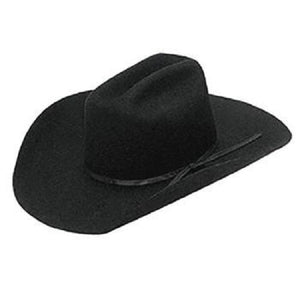 Youth Twister Felt Hat/Black-T7234001