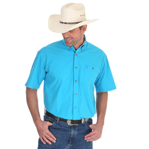 George Strait Short Sleeve Shirt-MGS277G